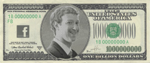 Zuckerberg on $1M Bill