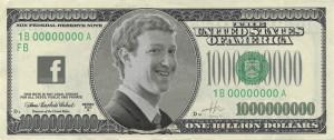 Zuckerberg on $1M Bill